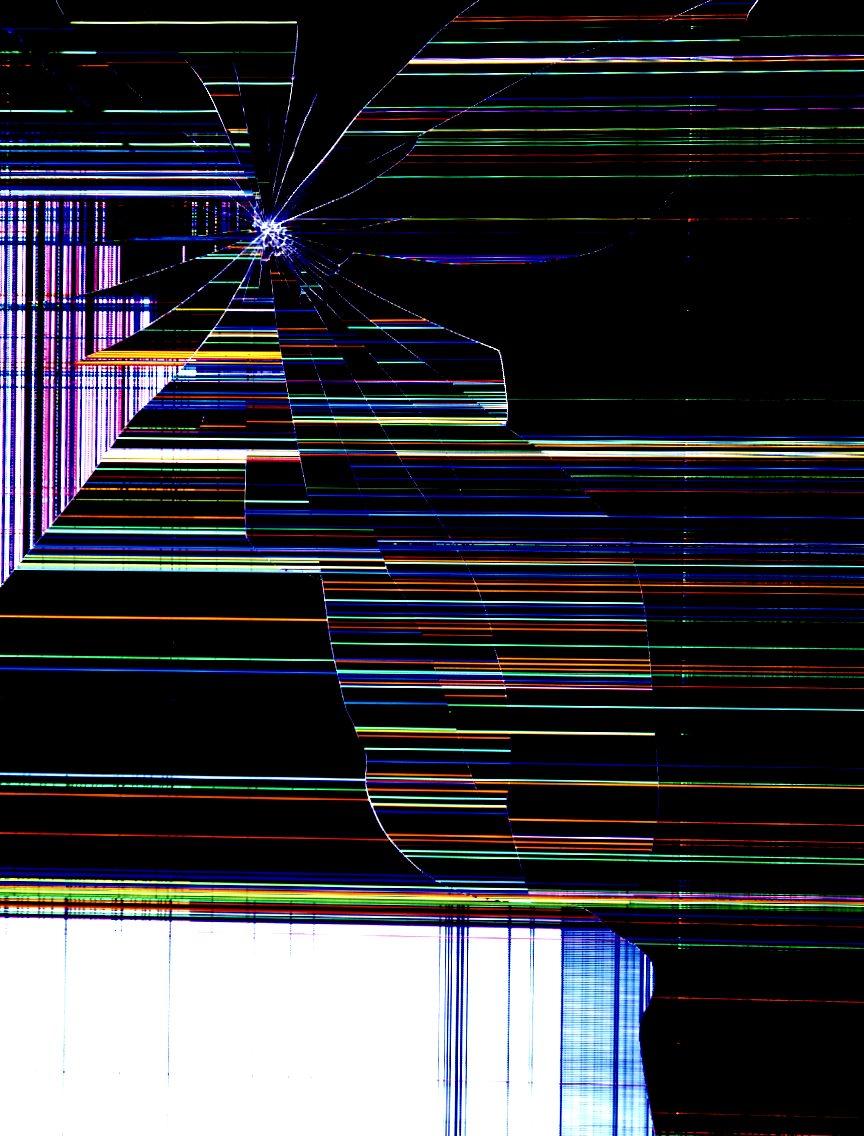 Cracked mobile screen prank - How to do the broken tv screen prank ...