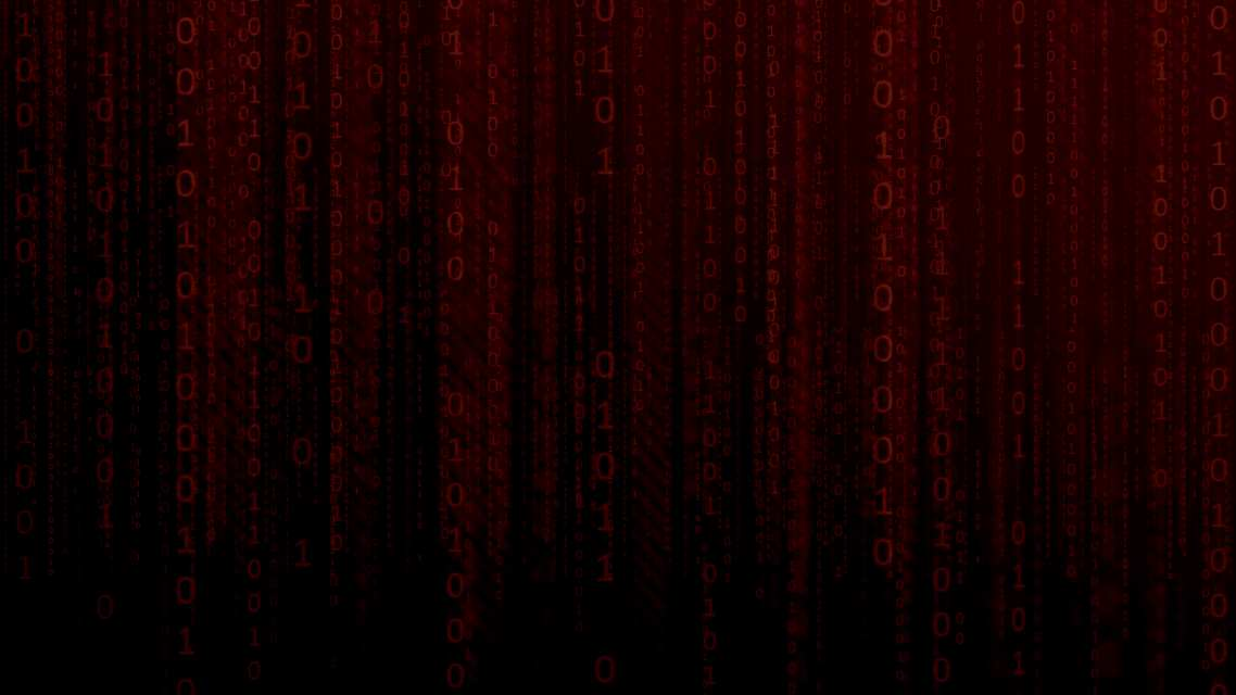 fake virus screen