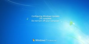 infinite windows7 loading